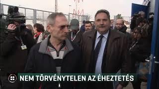 Nem törvénytelen a menekültek éheztetése 2019-08- 16
