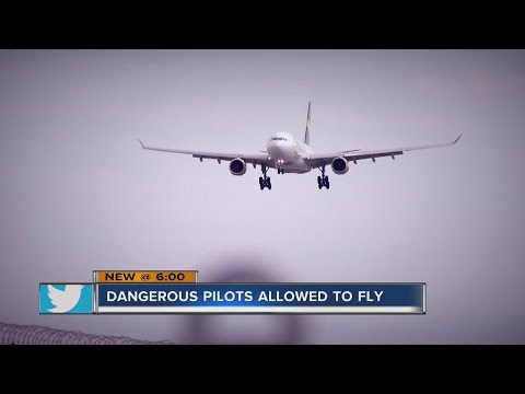 Pilots can keep flying despite DUI arrest