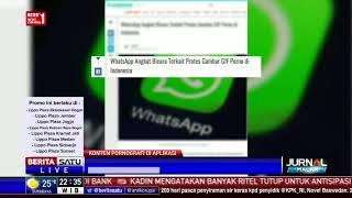 WhatsApp Tidak Bisa Memonitor Konten Porno GIF