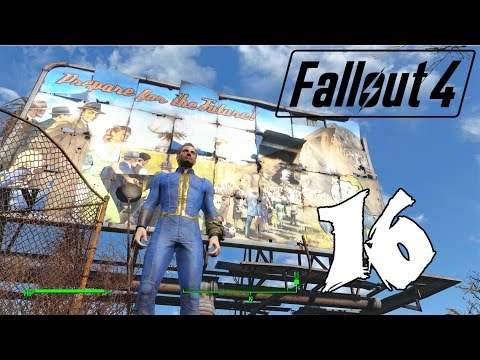 Fallout 4 - Walkthrough Part 16: Fire Support