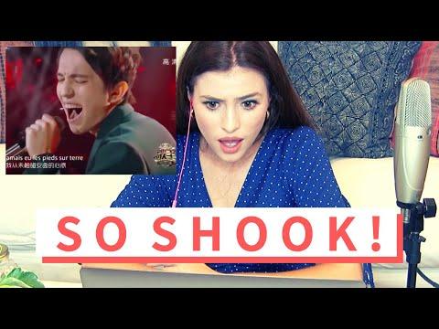 Voice Teacher Reacts to Dimash - SOS