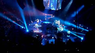 Muse - Knights of Cydonia - Live Stockholm Hovet [HD]