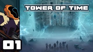 Let's Play Tower of Time - PC Gameplay Part 1 - Outsourced Adventuring