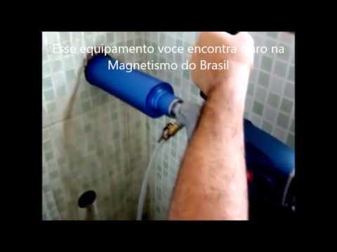 Perfuratriz 90 mm Dongcheng 1350w magnetismo do brasil