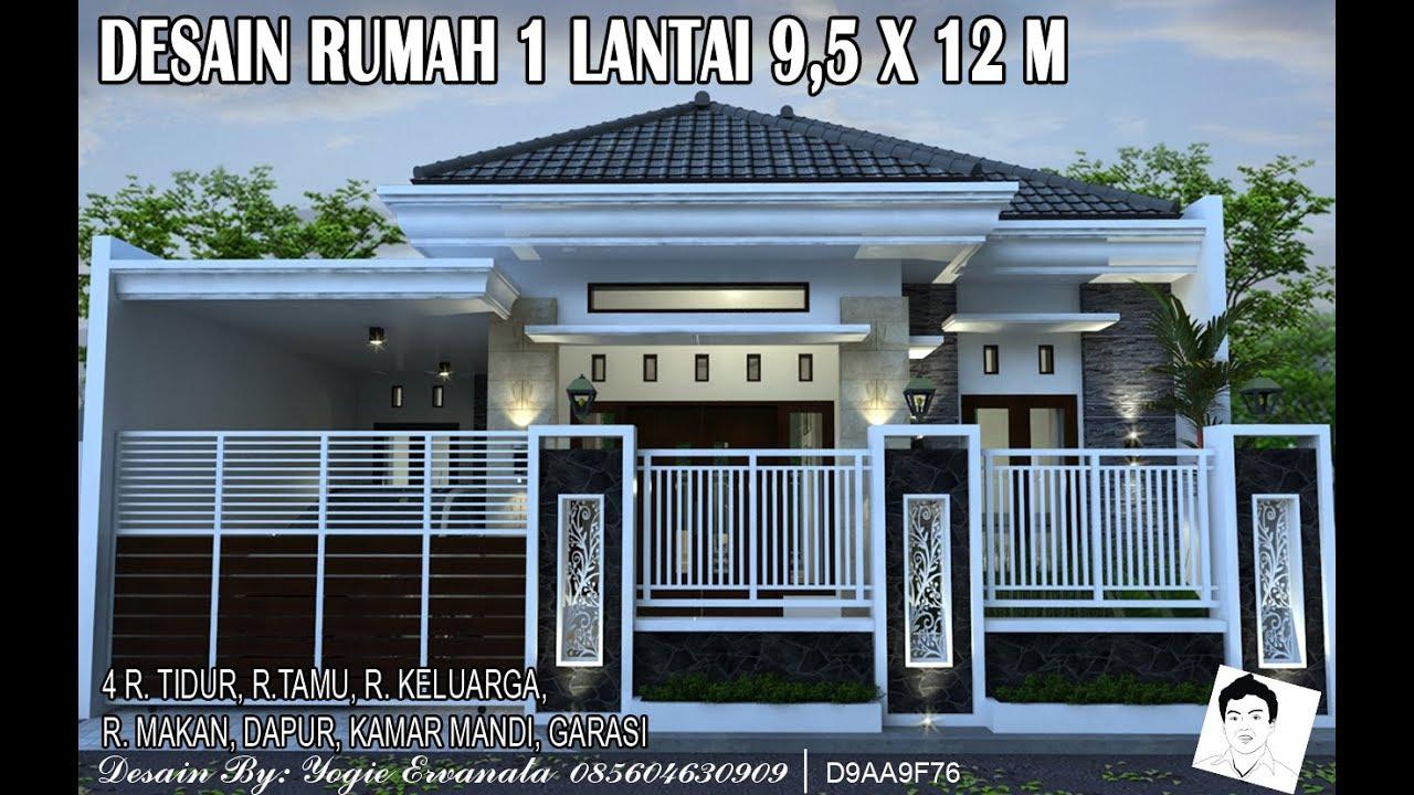 Desain Rumah Dengan Garasi Dibawah Rumah  Desain Rumah