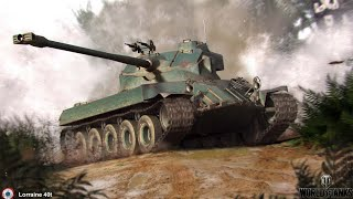 Download Video World of Tanks Blitz Lorraine 40t Review MP3 3GP MP4