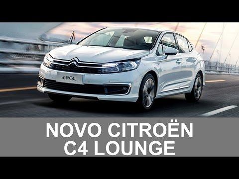 Novo Citroen C4 Lounge