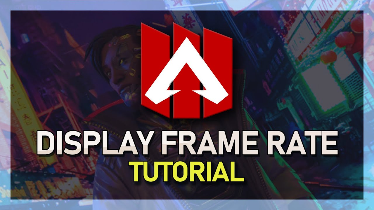 Apex Legends - How to Display FPS Counter on PC