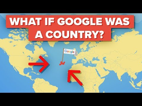 Thumbnail: What if Google Was A Country?