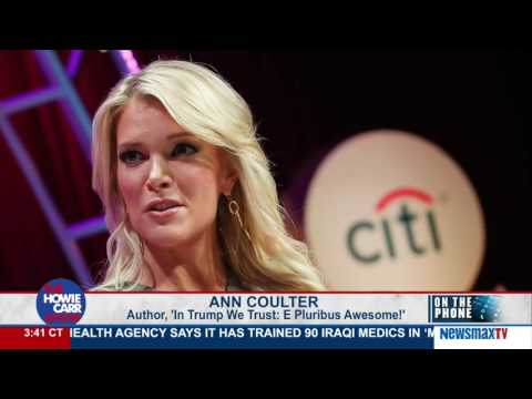 The Howie Carr Show | Ann Coulter on the polls and the election