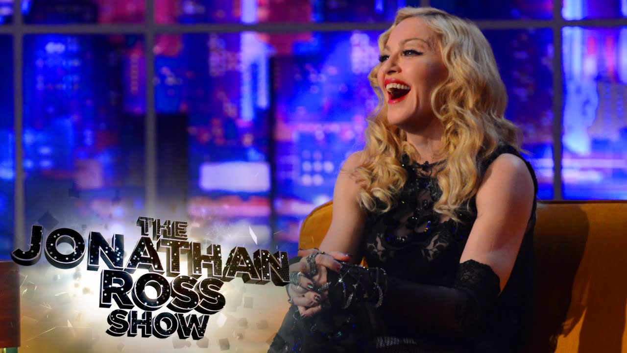Madonna's Kids Review Her Outfits – The Jonathan Ross Show