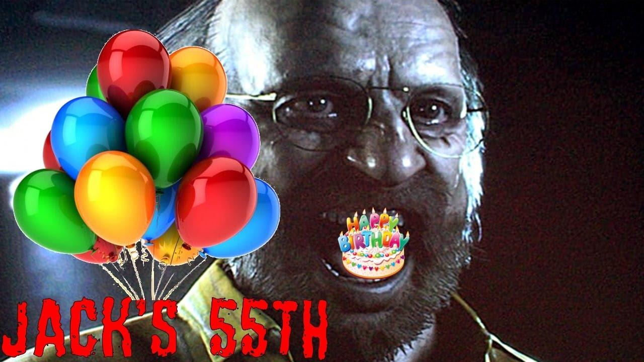 Resident Evil 7 Jack's 55th Birthday - YouTube