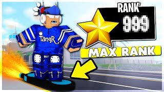 REACHING MAX RANK *UNLOCKING HOVERBOARD* LEVEL 100 (SEASON 2) | Roblox: Mad City Update