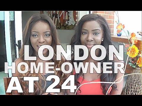 SHE BOUGHT A HOUSE IN LONDON AT 24 | Advice for normal people