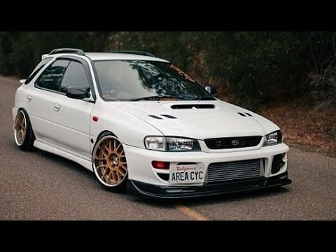 Gt6 Party In The Back Ep 10 Impreza Sti Wagon 1999 Youtube