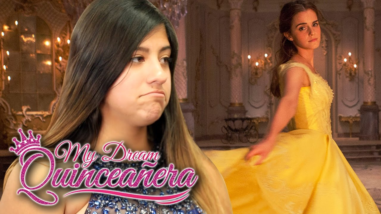 8860fafb6 Being Belle - My Dream Quinceañera - Zoe EP 4 - YouTube