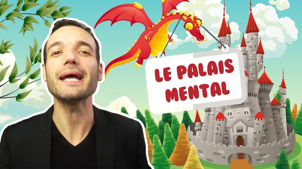 Download Le palais mental, technique de mémoire.