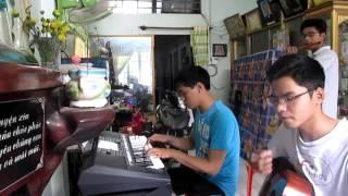 C.D.H Trong trái tim Chúa (piano+flute+guitar)