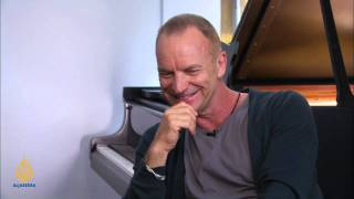 Frost Over the World - Sting