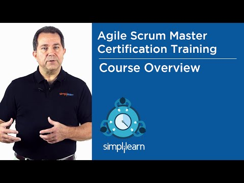 Agile Scrum Master Online Training | Live Virtual Class Demo | Simplilearn