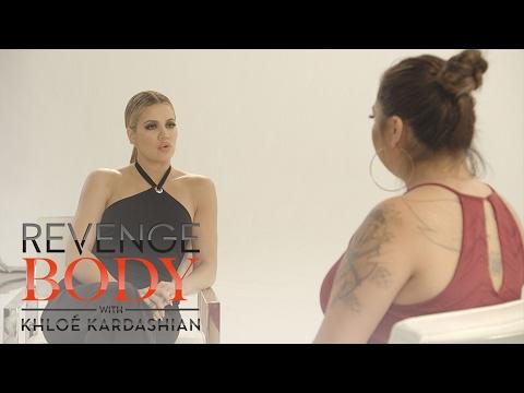"Gabriela Meets Khloe Kardashian on ""Revenge Body"" | Revenge Body With Khloé Kardashian | E!"