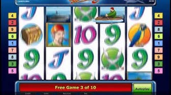 Sharky Video Slot - Play online Novomatic Casino games for Free