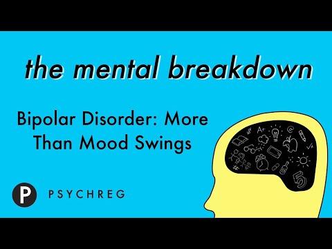 Bipolar Disorder - More Than Mood Swings