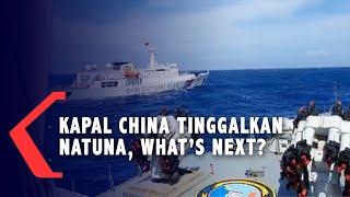 Kapal China Tinggalkan Natuna, Whats Next? Luhut Punya Jawabannya