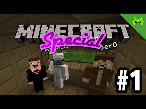 MIT MIKKEL, SVEN UND ANDI 🎮 Minecraft-Special #1