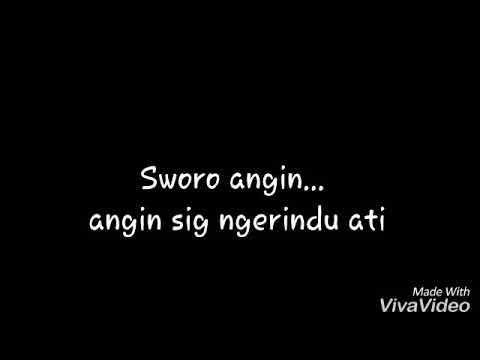 """Story WA Keren Lirik Lagu """"sawangen"""""""