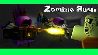 ROBLOX Zombie Rush #1 the Zombie Slayer