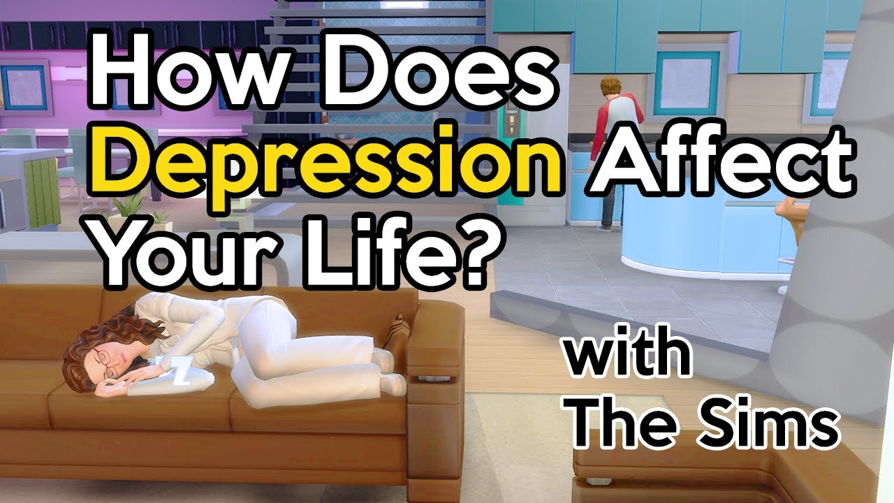 How Does Depression Affect Your Daily Life? | Wing of Madness