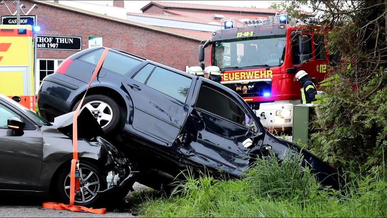 Unfall Fahrzeuge
