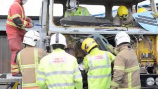 Heavy Road Traffic Collision Instructors Course - Tyne and Wear Fire and Rescue Service
