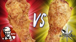 KFC VS HOMEMADE - 11 Secret Herbs and Spices EXPOSED!