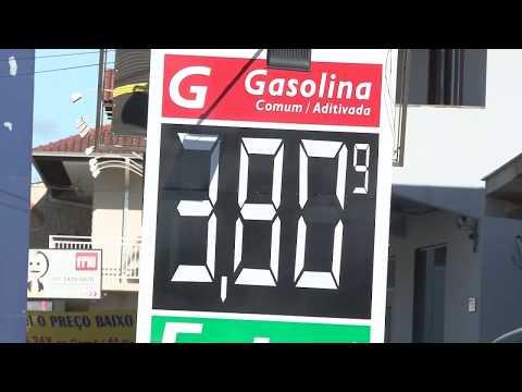 Em Joinville, posto é fechado por vender etanol no lugar de gasolina