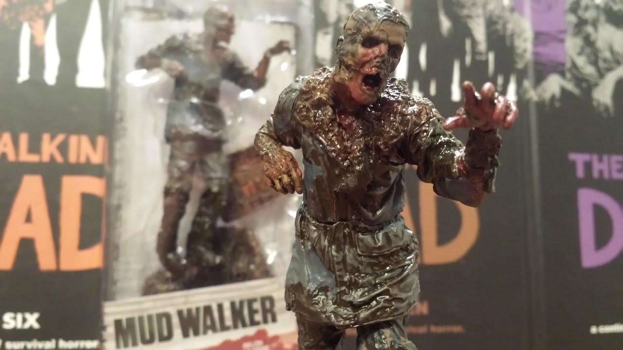 TV Series 7 MCFARLANE TOYS The Walking Dead MUD WALKER FIGURE