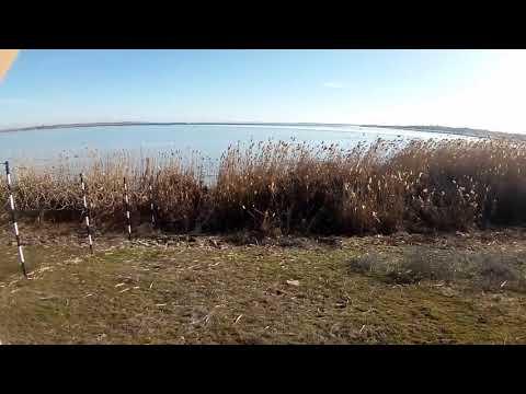 Маныч Пролетарск-Сальск практически льда нет!