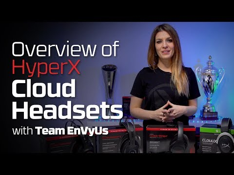 How to Pick Your HyperX Cloud Headset with Team EnVyUs