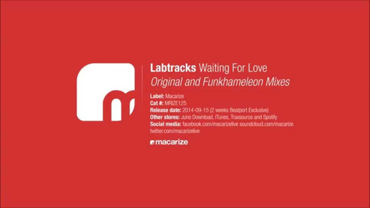 Labtracks - Waiting For Love (Original Mix)