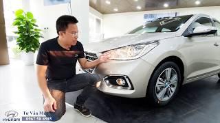 600 triệu Lăn Bánh| Có nên mua Hyundai Accent 1.4 AT bản đặc biệt Full???