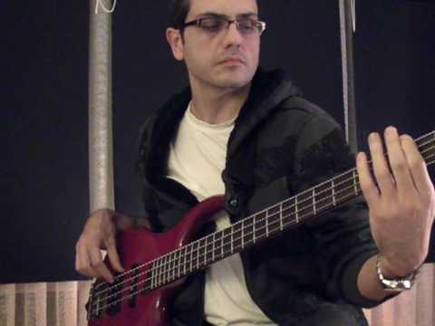 Smooth Operator Sade Bass Cover by Ahmet Ilgaz