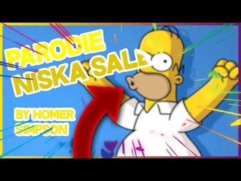Niska Salé - ( Parodie Homer Avalé )