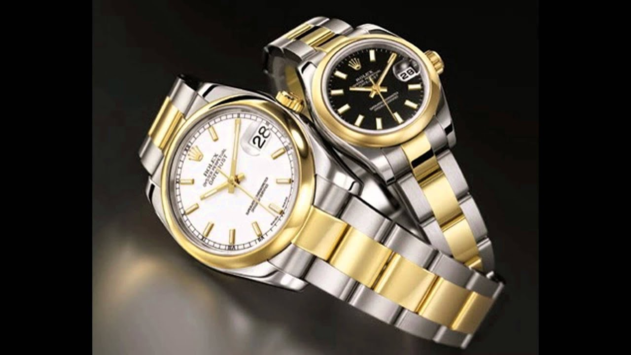 Image result for Rolex Wristwatches for Men and Women