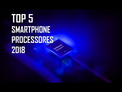 Best Mobile Processor Explained TOP 5 RANKING 2018