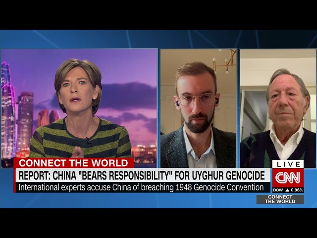 China denies Uyghur genocide