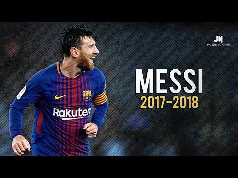 Lionel Messi - Sublime Dribbling Skills & Goals 2017/2018