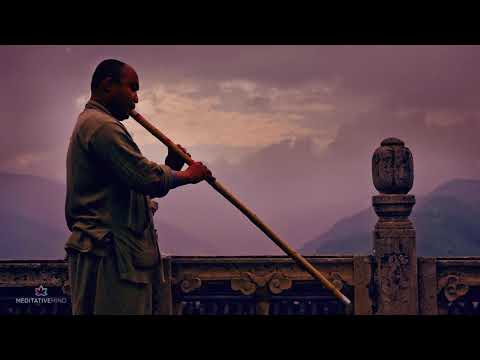 TIBETAN FLUTE MUSIC + OM CHANTING @432Hz ❯ Mantra Meditation Music