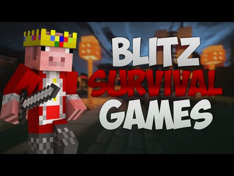 BLITZ MARATHON! - Survival Games #500