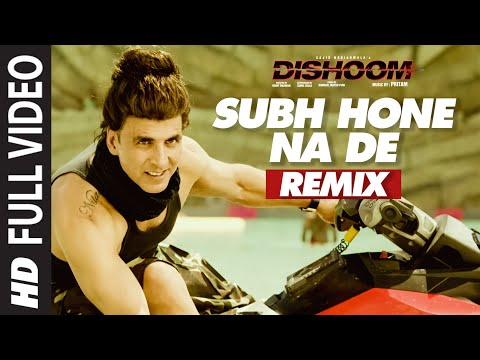 SUBHA HONE NA DE REMIX Full Video Song | DISHOOM | John Abraham, Varun Dhawan, Jacqueline Fernandez